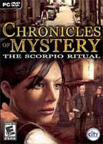 Chronicles of Mystery: The Scorpio Ritual box art