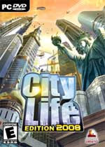 City Life 2008 box art