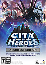 City of Heroes: Architect Edition box art