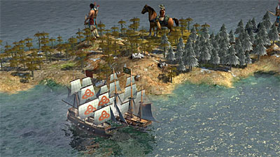 Civilization IV: Colonization screenshot
