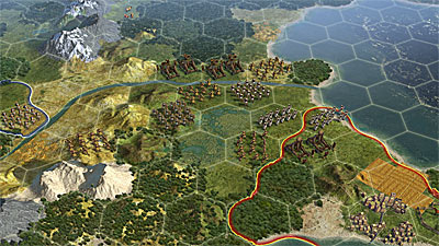 Sid Meier's Civilization V screenshot