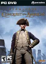 Commander: Conquest of the Americas box art