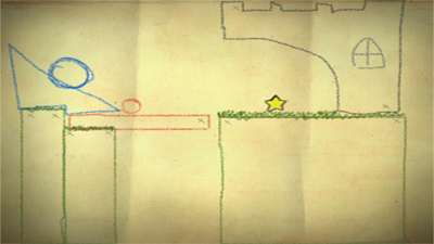 Crayon Physics Deluxe screenshot