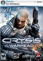 Crysis: Warhead box art
