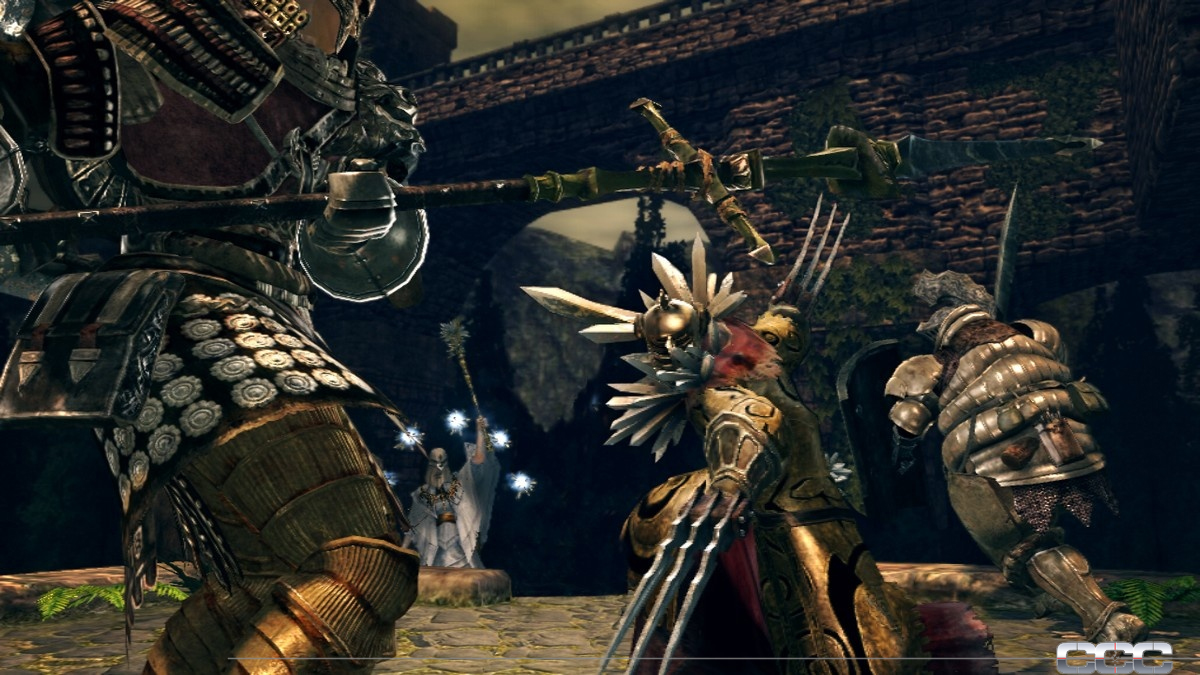 Dark Souls Ii Final Review The Trouble With Sequels: Dark Souls: Prepare To Die Edition Review For PC