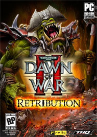 Warhammer 40,000 Dawn of War II - Retribution box art