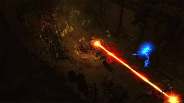 Diablo III Screenshot