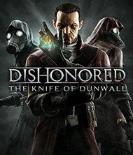 Dishonored: The Knife of Dunwall Box Art