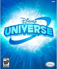 Disney Universe Box Art