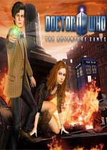 Doctor Who: The Adventure Games: Episodes 1 & 2: City of the Daleks and Blood of the Cybermen box art