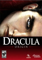 Dracula: Origin box art
