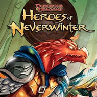 Dungeons & Dragons: Heroes of Neverwinter Box Art