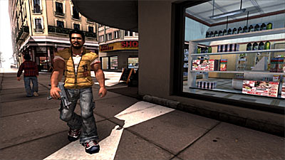 Escape from Paradise City screenshot