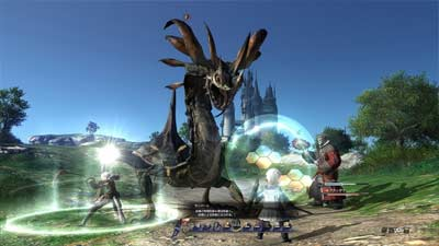Final Fantasy XIV Online screenshot