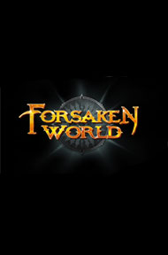 Forsaken World Box Art