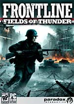 Frontline: Fields of Thunder box art