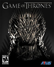 A Game of Thrones Box Art