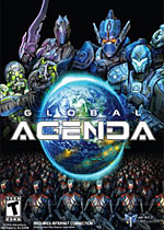 Global Agenda box art