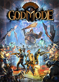 God Mode Box Art