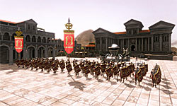 Grand Ages: Rome screenshot