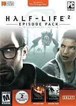 Half Life 2: Episode Pack box art