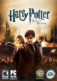 Harry Potter and the Deathly Hallows - Part 2 Box Art