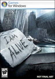 I Am Alive Box Art