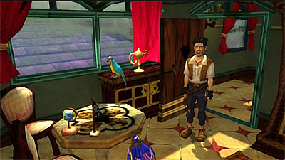 Jack Keane screenshot