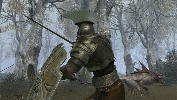 King Arthur II: The Role-Playing Wargame Screenshot