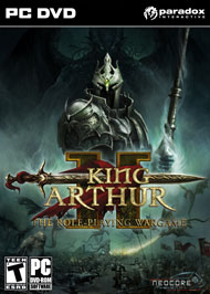 King Arthur II: The Role-Playing Wargame Box Art