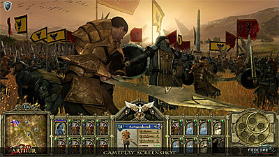 King Arthur: The Role-Playing Wargame screenshot