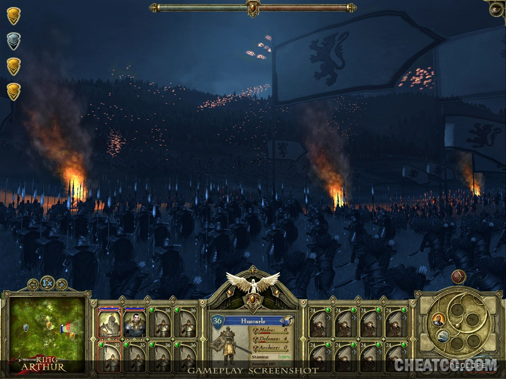 King Arthur: The Role-Playing Wargame Review for PC