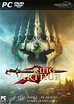 King Arthur: The Role-Playing Wargame box art