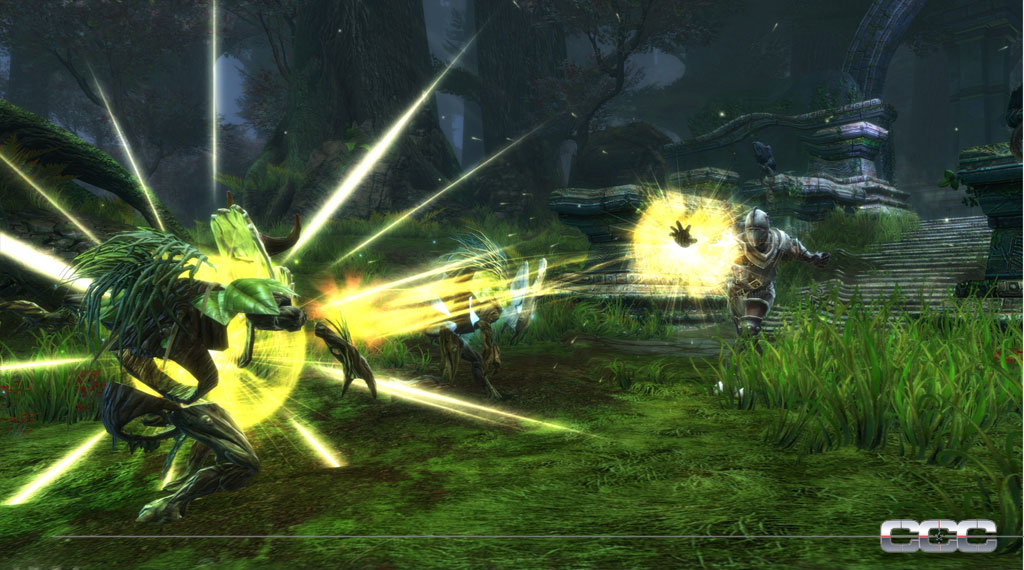 Kingdoms of Amalur: Reckoning Preview for PC - Cheat Code
