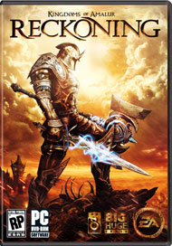 Kingdoms of Amalur: Reckoning Box Art