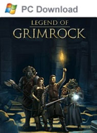 Legend of Grimrock Box Art