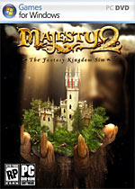 Majesty 2: The Fantasy Kingdom Sim box art