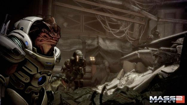 Mass Effect 2: Arrival Screenshot