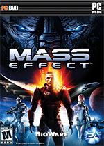 Mass Effect box art