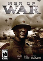 Men of War box art