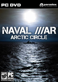 Naval War: Arctic Circle Box Art