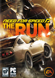 Need for Speed: The Run Box Art