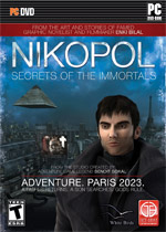 Nikopol: Secrets of the Immortals box art