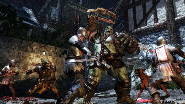 Of Orcs and Men Screenshot
