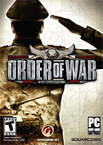 Order of War box art