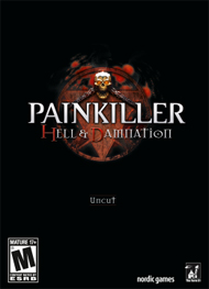 Painkiller: Hell & Damnation Box Art