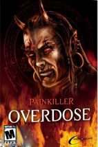 Painkiller: Overdose box art