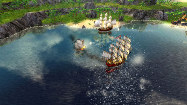 Pirates of Black Cove Screenshot
