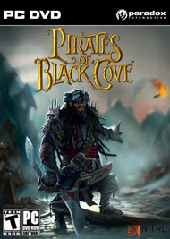 Pirates of Black Cove Box Art