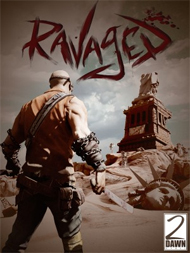 Ravaged Box Art